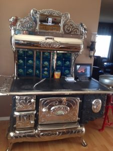 We Transform Old Stoves into Treasured Heirlooms
